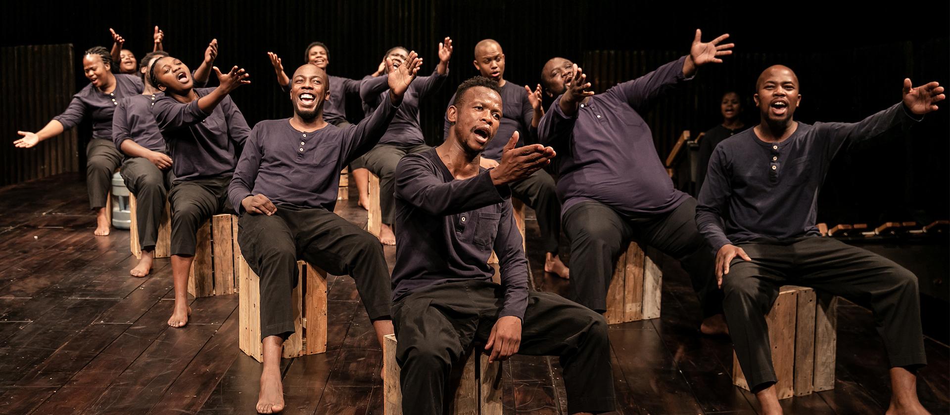 Isango Ensemble – SS Mendi: Dancing the Death Drill