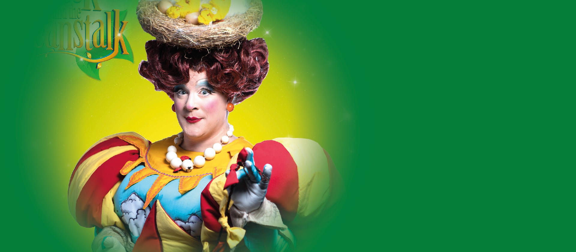 Jack And The Beanstalk: A Socially Distanced Panto